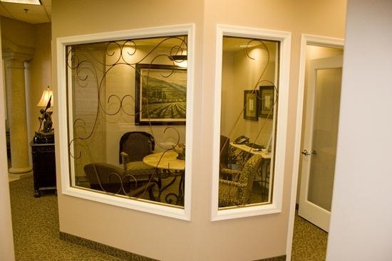 Consultation room mesa
