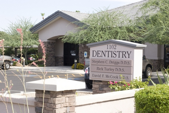 Entrance dentist in mesa